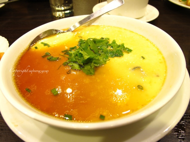 Steamed eggs | The Trishaw