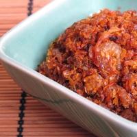 Sambal Heh Bee (Dried Prawn Sambal)