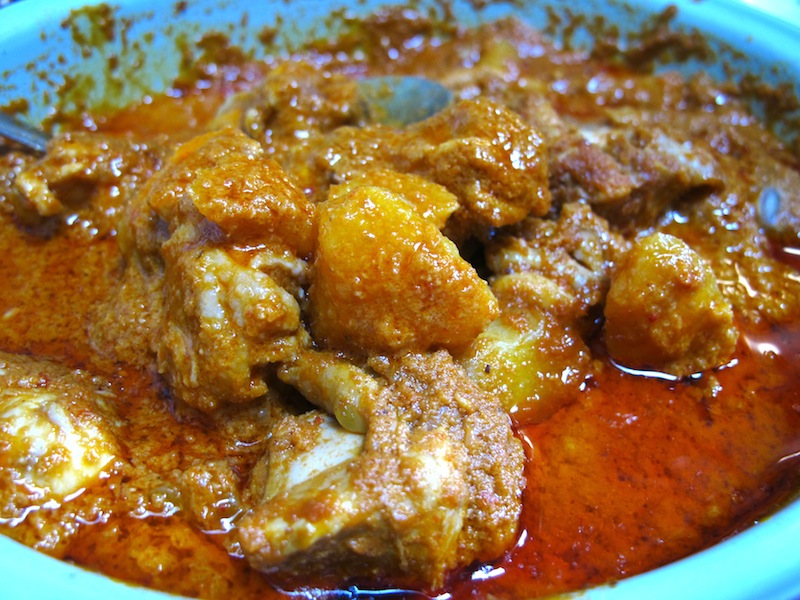 Malaysian Chicken Curry Delicious Nyonya Chicken Curry Recipes