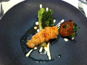 The Ledbury : 14th best restaurant in theworld