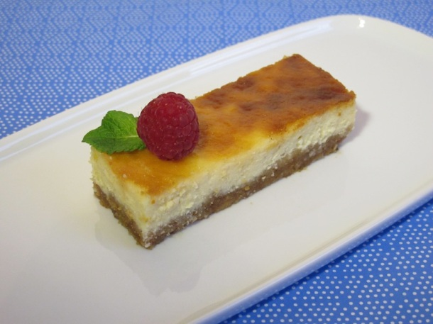 Vanilla Cheesecake | The Trishaw