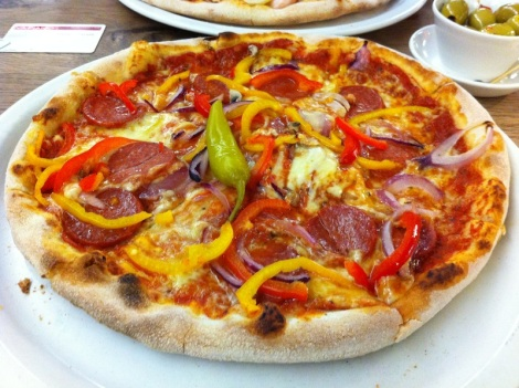 Pizza | Vapiano