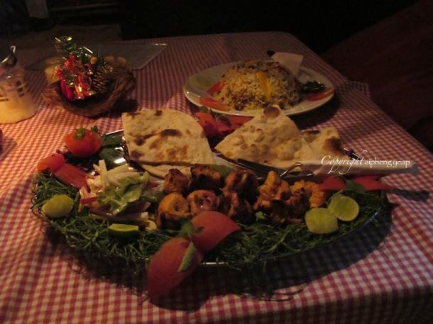 Chicken Tikka Acharis | The Trishaw