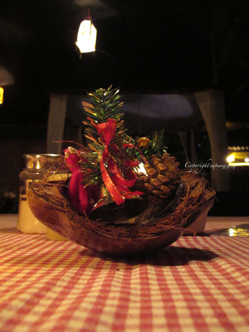 Christmas decor | The Trishaw