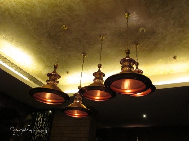 Copper Chimney Interior | The Trishaw