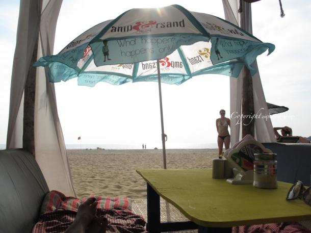 Day Salida del Sol | The Trishaw