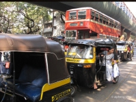 Mumbai traffic