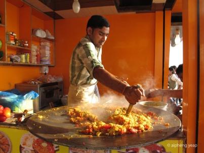 Pav bhaji | Street food