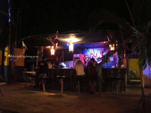 Salida Del Sol Bar | The Trishaw