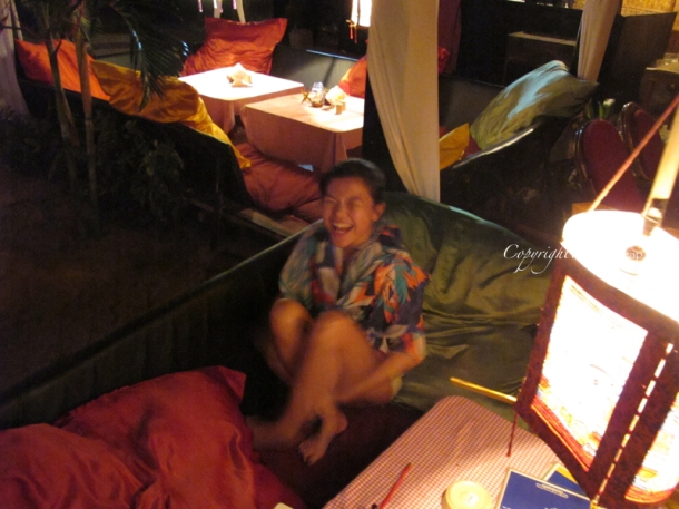 Salida Del Sol Interior 2 | The Trishaw