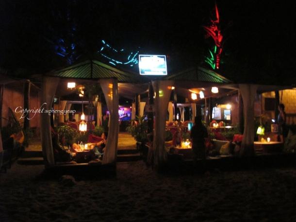 Salida Del Sol Night | The Trishaw