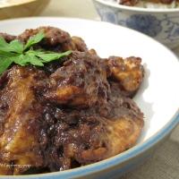 Ayam Sioh (Chicken in Tamarind & Coriander Gravy)