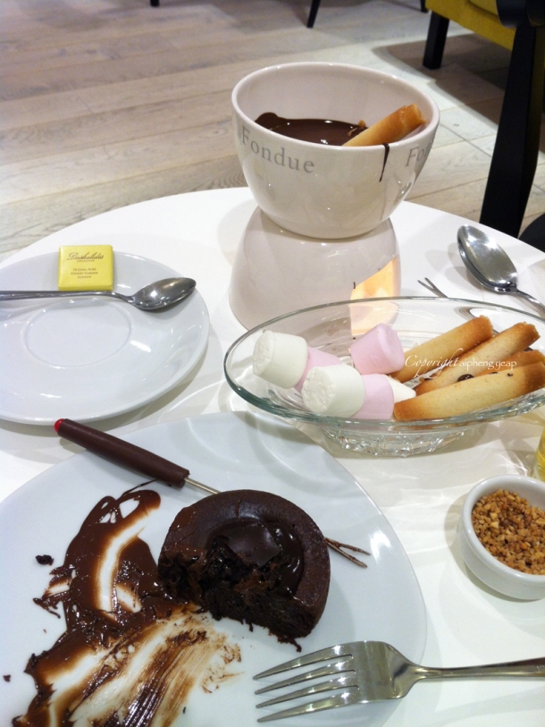 Daskalides dessert | The Trishaw