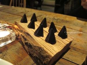 Wood fire chocolate | The Trishaw