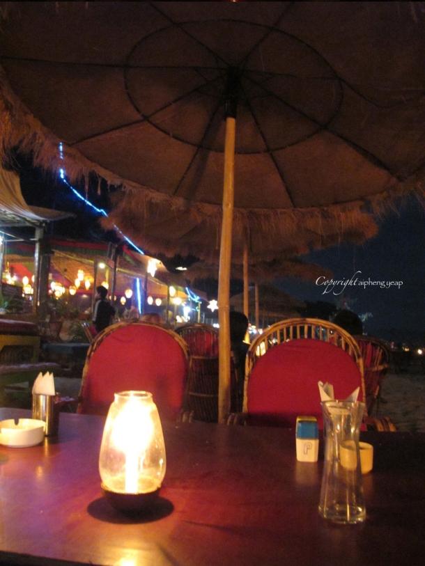 Chilis Grill & Bar Beach | The Trishaw