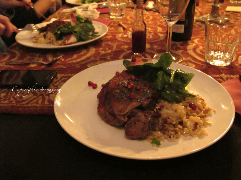 Confit duck leg | The Trishaw