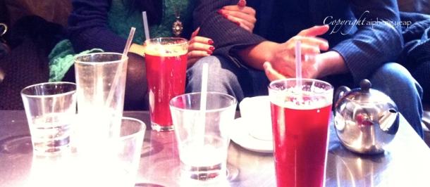 Fresh Juice | The Trishaw