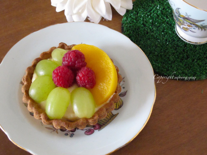 Fruit tart 3 | The Trishaw