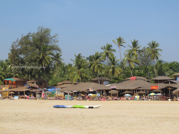 Patnem Beach | The Trishaw