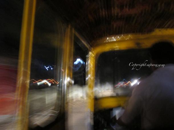 Auto rickshaw trip | The Trishaw