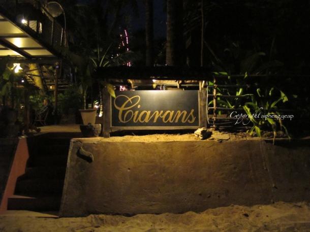 Ciarans Palolem | The Trishaw