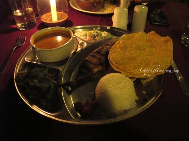 Fish Curry | The Trishaw