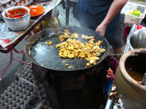 Fried Oyster 2 | The Trishaw