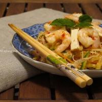 Kerabu Bihun (Vermicelli Salad)