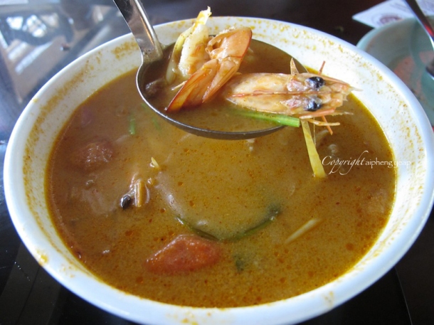 Tom Yum Soup | The Trishaw
