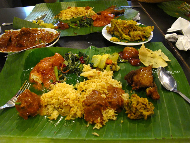 Banana Leaf set | The Trishaw