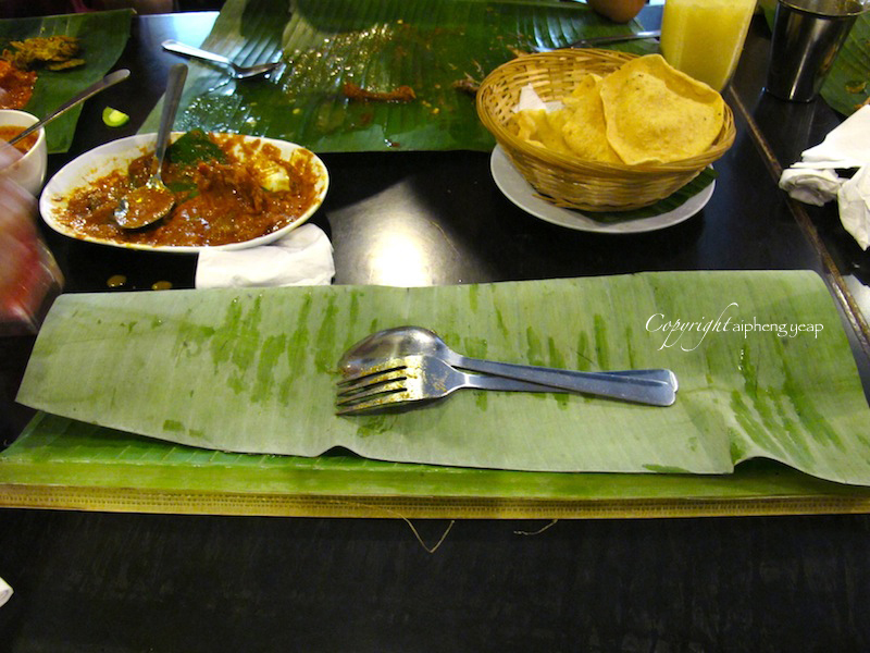 Banana Leaf | The Trishaw