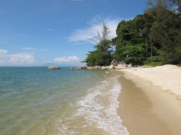 Beach_Andaman Sea   The Trishaw