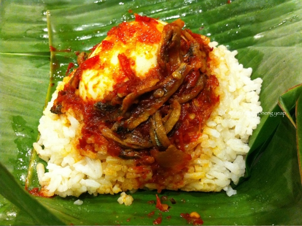Nasi Lemak | The Trishaw