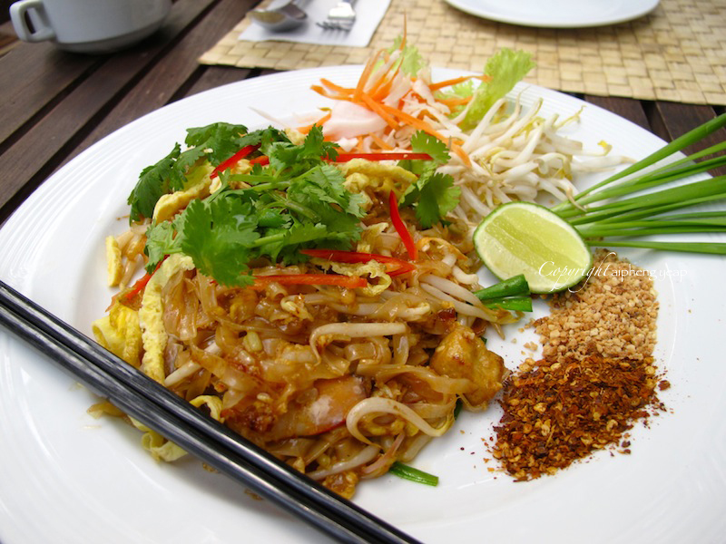 Phad Thai | The Trishaw