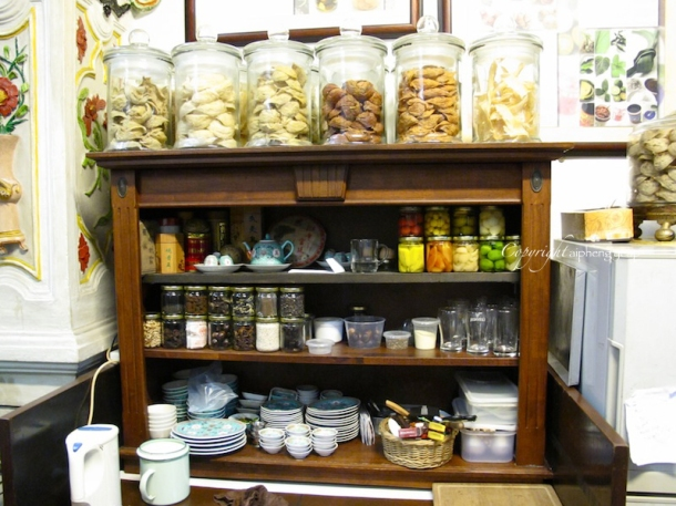 Cabinet of spices | The Trishaw