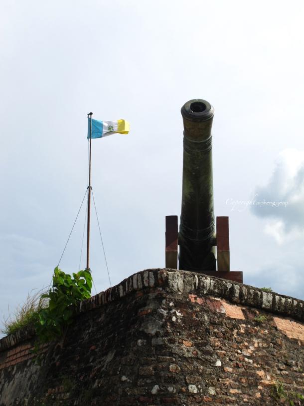 Fort Cornwallis 2 | The Trishaw