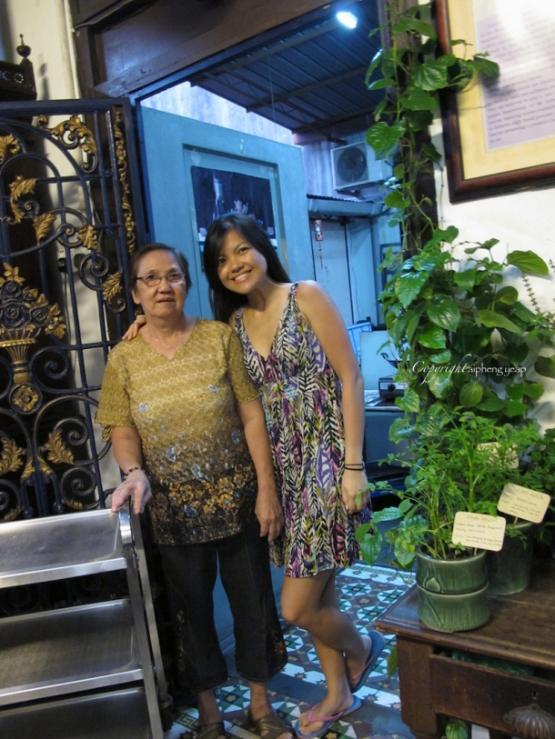 Head chef and I | The Trishaw