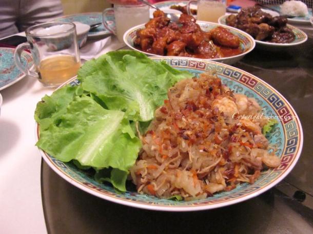 Ju Hu Char | The Trishaw