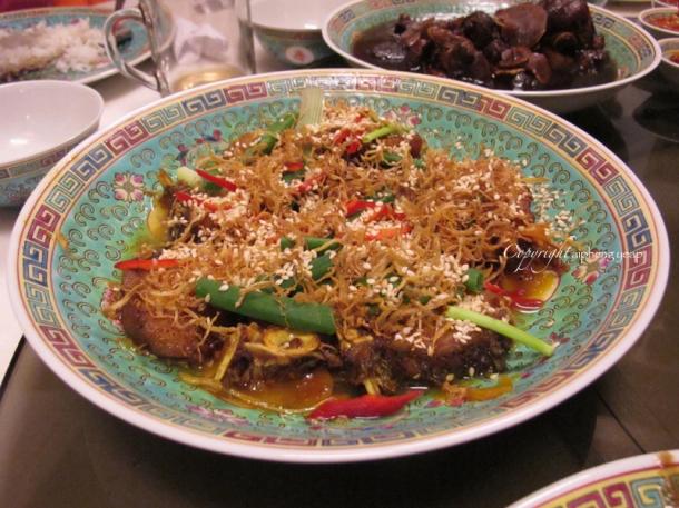 Lum Chut Hu | The Trishaw