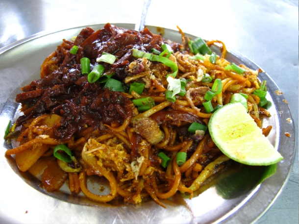 Mee Sotong 1 | The Trishaw