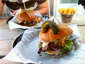 Fat Gringo Burger at Bukowski Grill | London