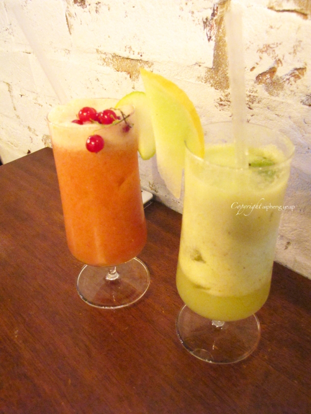 Juice | The Trishaw