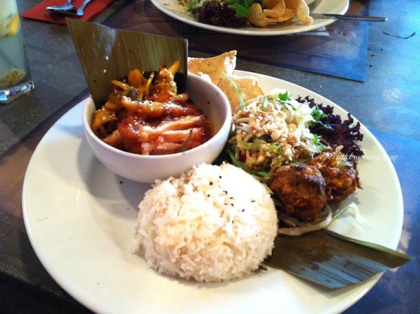 Tamarind Chicken  The Trishaw