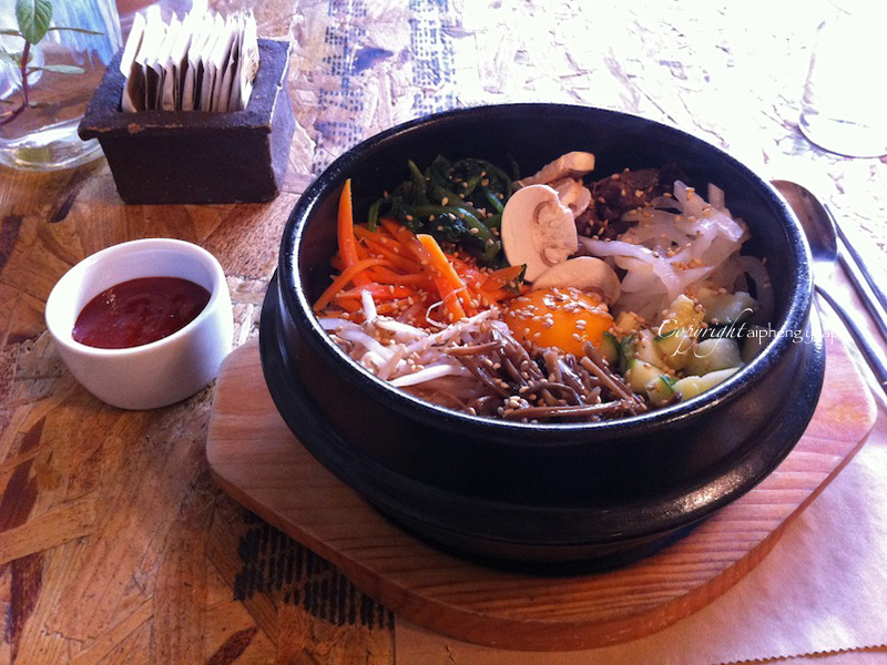 Bibimbap | The Trishaw