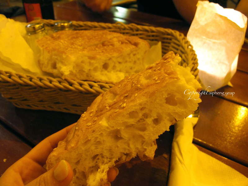 Bread | The Trishaw
