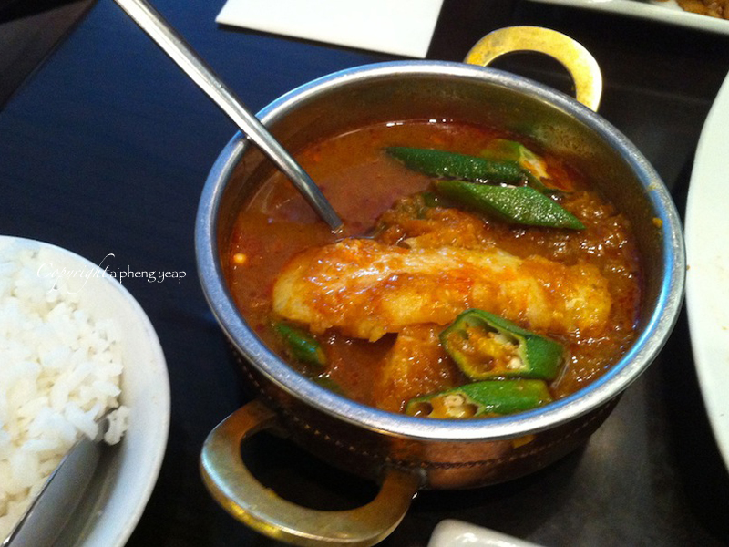 Cury Tumis Fish | The Trishaw