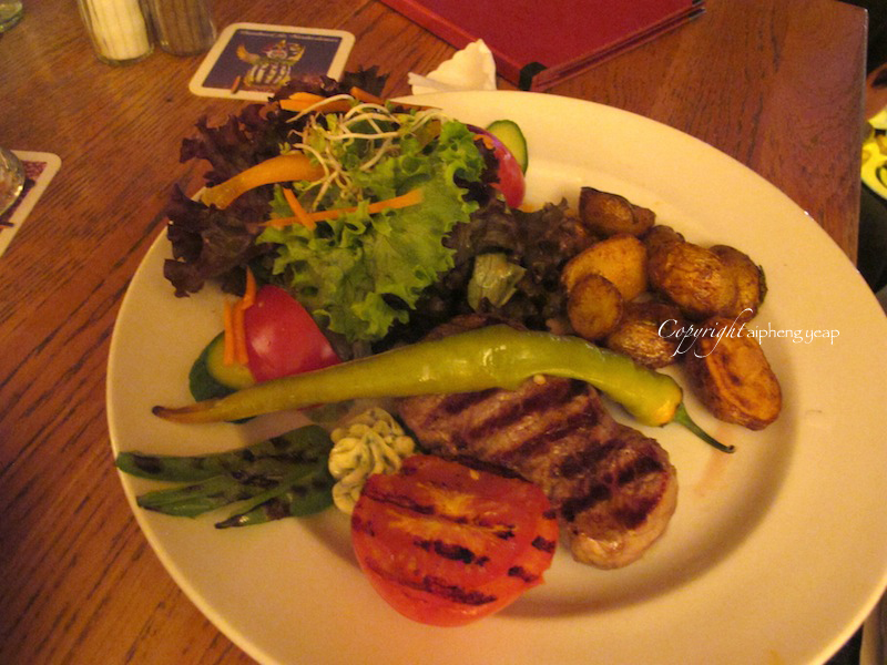 Rump steak | The Trishaw
