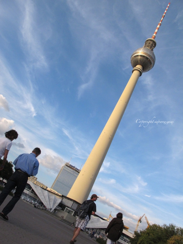 TV Tower | The Trishaw