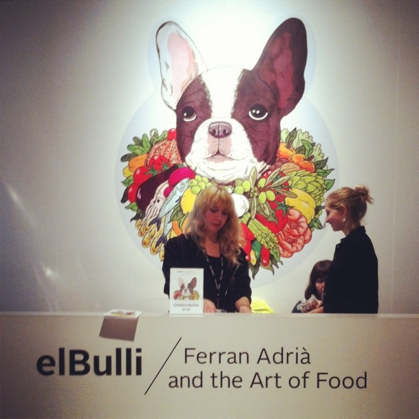 Ferran Adria the Art of Food