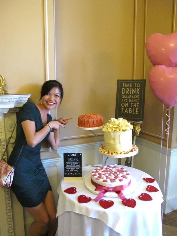I made that cake!